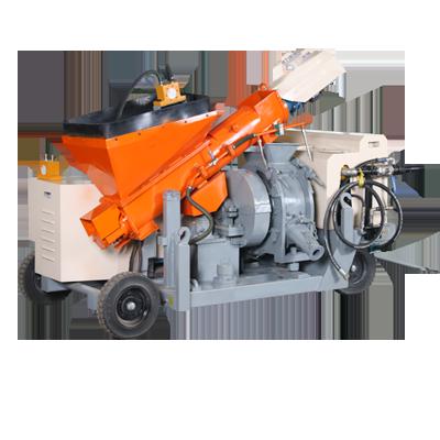 叶轮式湿式混凝土喷射机