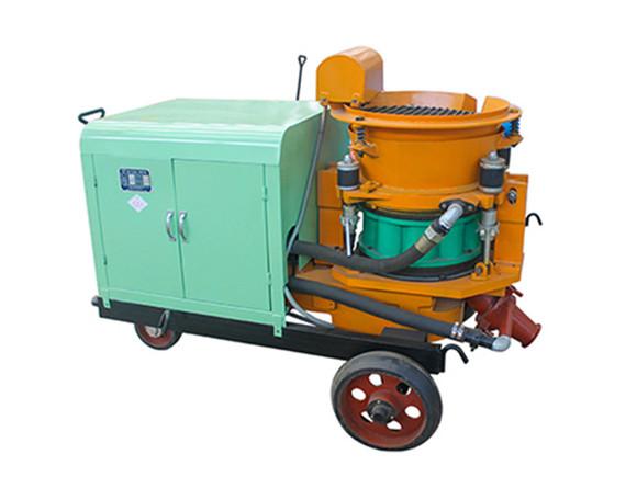 ssp湿式喷浆机