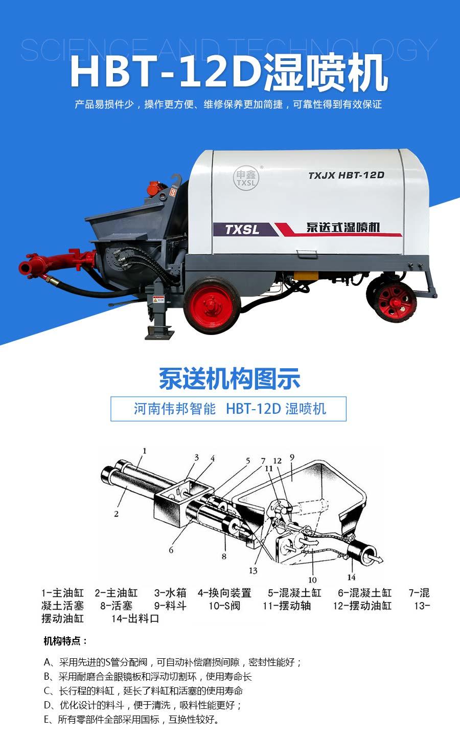 HBT-12D-湿喷机白色新_01